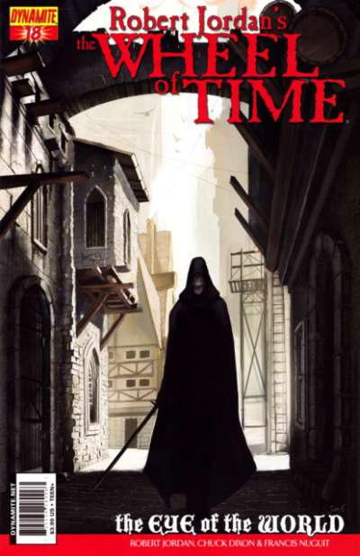 Robert Jordan's The Wheel of Time: The Eye of the World #18 comic books for sale