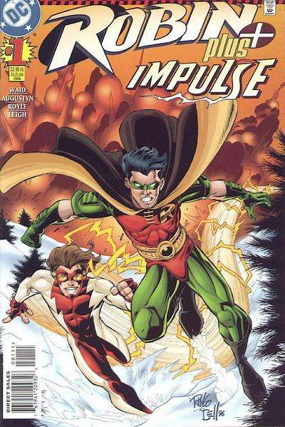 Robin #1 Comic Books - Covers, Scans, Photos  in Robin Comic Books - Covers, Scans, Gallery