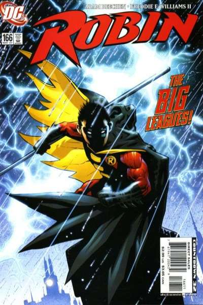 Robin #166 comic books - cover scans photos Robin #166 comic books - covers, picture gallery