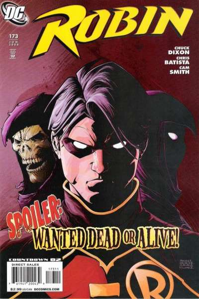 Robin #173 comic books for sale