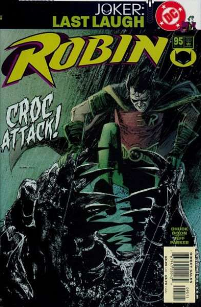Robin #95 comic books - cover scans photos Robin #95 comic books - covers, picture gallery
