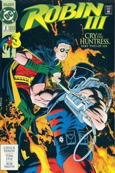 Robin III: Cry of the Huntress #2 comic books for sale