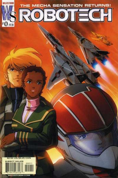 Robotech #0 comic books for sale