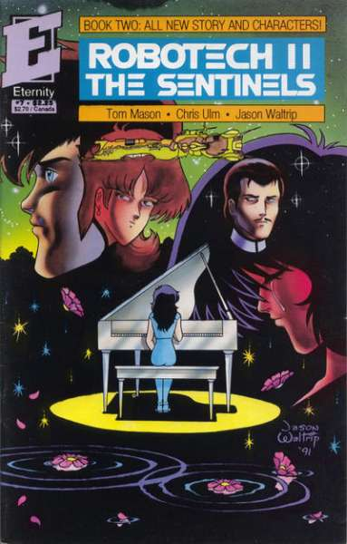Robotech II: The Sentinels Book 2 #7 comic books for sale