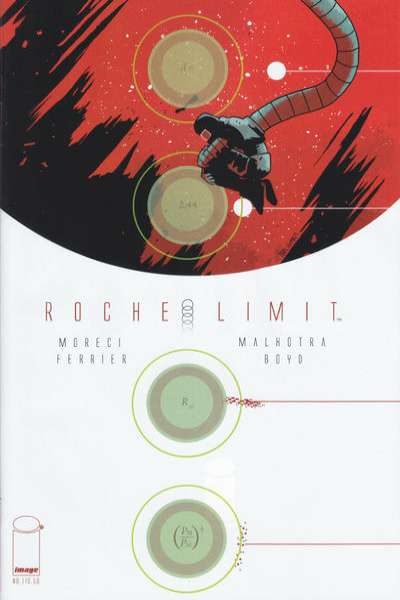 Roche Limit # comic book complete sets Roche Limit # comic books