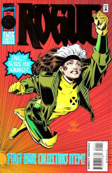 Rogue # comic book complete sets Rogue # comic books
