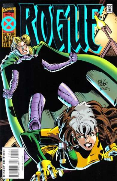 Rogue #3 comic books for sale
