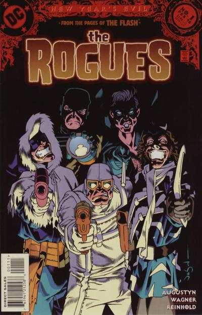 Rogues - Villains #1 comic books - cover scans photos Rogues - Villains #1 comic books - covers, picture gallery