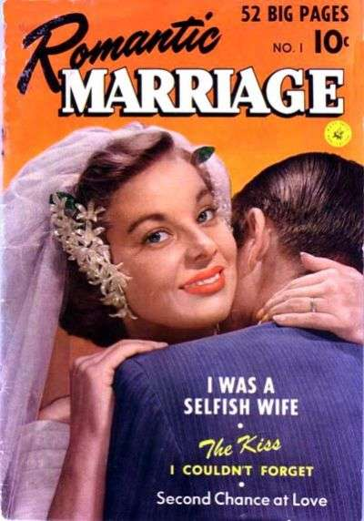 Romantic Marriage comic books