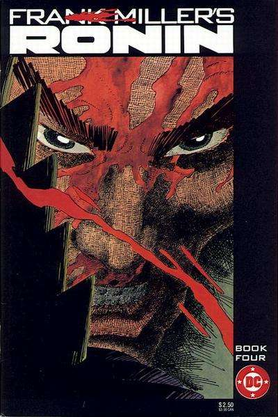 Ronin #4 comic books for sale