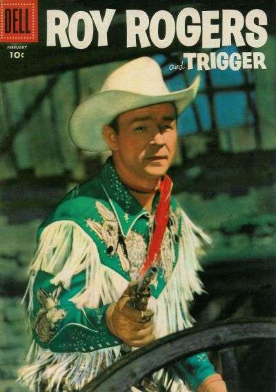 Roy Rogers Comics #110 comic books for sale