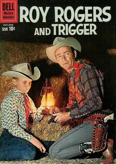 Roy Rogers Comics #137 comic books for sale