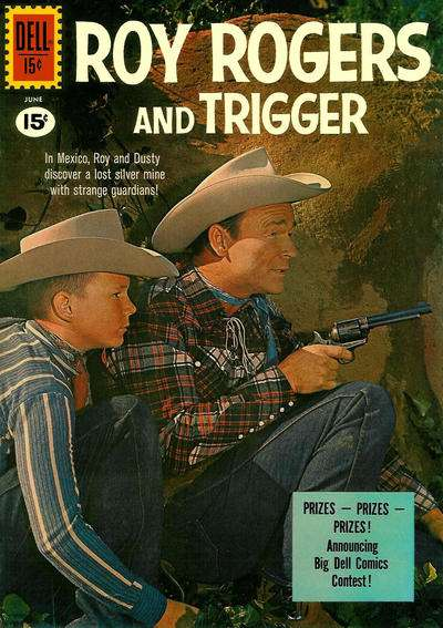 Roy Rogers Comics #143 comic books for sale