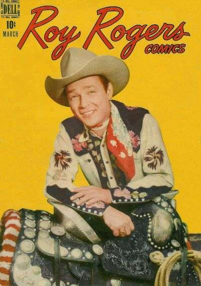 Roy Rogers Comics #3 Comic Books - Covers, Scans, Photos  in Roy Rogers Comics Comic Books - Covers, Scans, Gallery