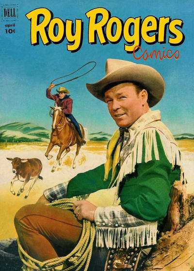 Roy Rogers Comics #52 comic books for sale
