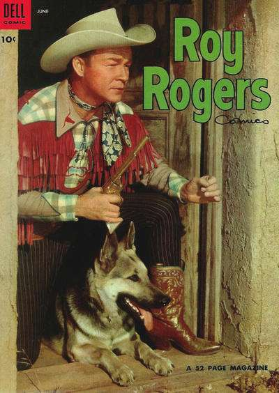 Roy Rogers Comics #78 comic books for sale