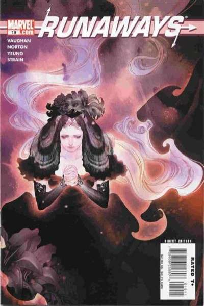 Runaways #19 comic books for sale