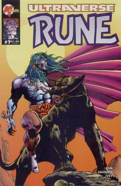Rune #7 Comic Books - Covers, Scans, Photos  in Rune Comic Books - Covers, Scans, Gallery