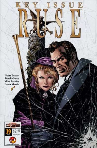 Ruse #19 Comic Books - Covers, Scans, Photos  in Ruse Comic Books - Covers, Scans, Gallery