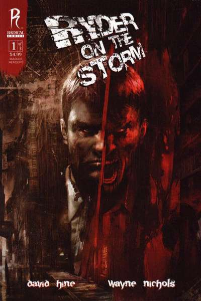 Ryder on the Storm #1 comic books - cover scans photos Ryder on the Storm #1 comic books - covers, picture gallery