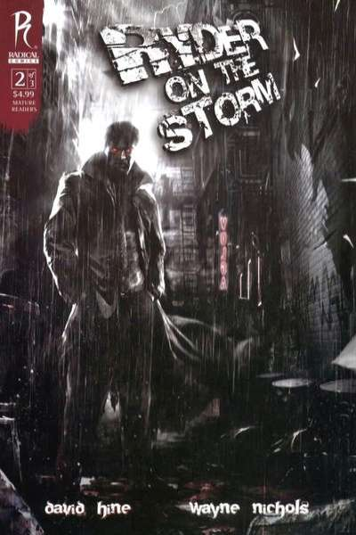 Ryder on the Storm #2 comic books for sale