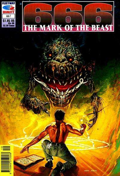 666 Mark of the Beast #7 comic books for sale