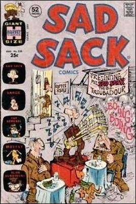 Sad Sack Comics #225 comic books for sale