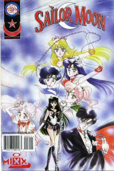 Sailor Moon #16 Comic Books - Covers, Scans, Photos  in Sailor Moon Comic Books - Covers, Scans, Gallery