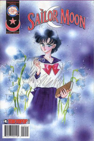 Sailor Moon #19 Comic Books - Covers, Scans, Photos  in Sailor Moon Comic Books - Covers, Scans, Gallery
