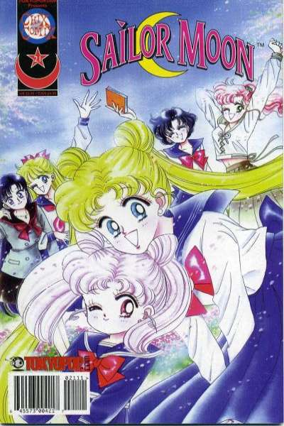 Sailor Moon #21 Comic Books - Covers, Scans, Photos  in Sailor Moon Comic Books - Covers, Scans, Gallery