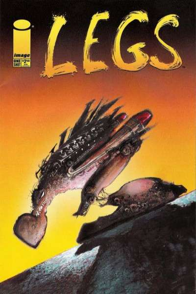 Sam Stories: Legs #1 comic books for sale