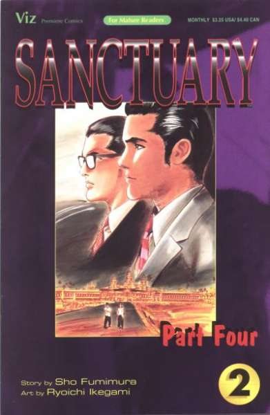 Sanctuary: Part 4 #2 comic books for sale