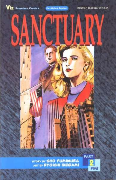 Sanctuary: Part 5 #2 comic books for sale