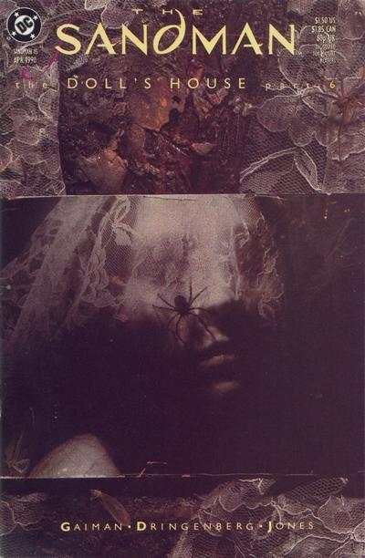 Sandman #15 comic books - cover scans photos Sandman #15 comic books - covers, picture gallery