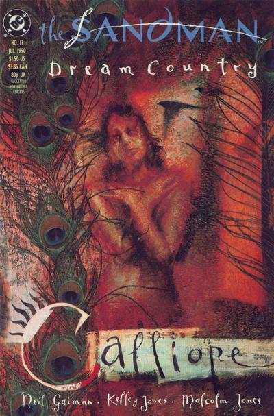 Sandman #17 comic books - cover scans photos Sandman #17 comic books - covers, picture gallery
