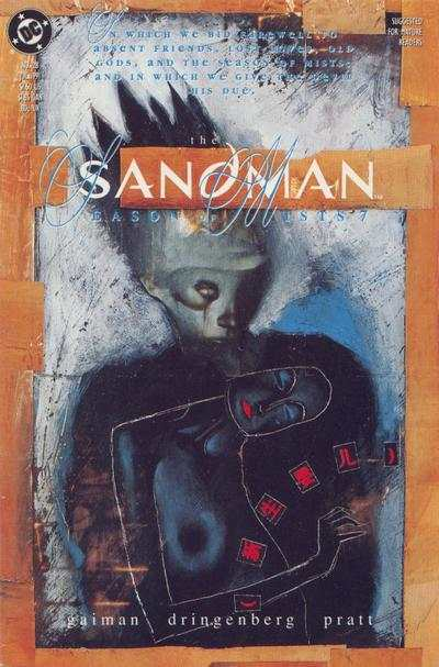 Sandman #28 comic books - cover scans photos Sandman #28 comic books - covers, picture gallery