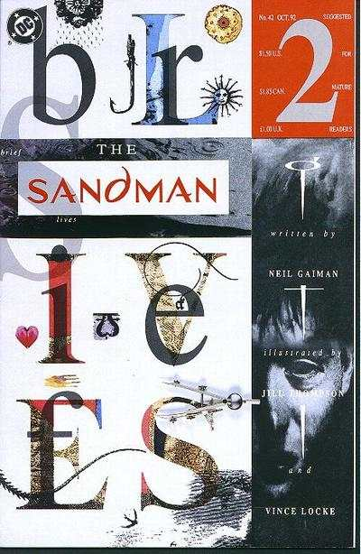Sandman #42 comic books for sale
