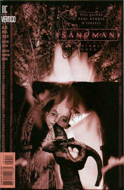 Sandman #59 comic books - cover scans photos Sandman #59 comic books - covers, picture gallery