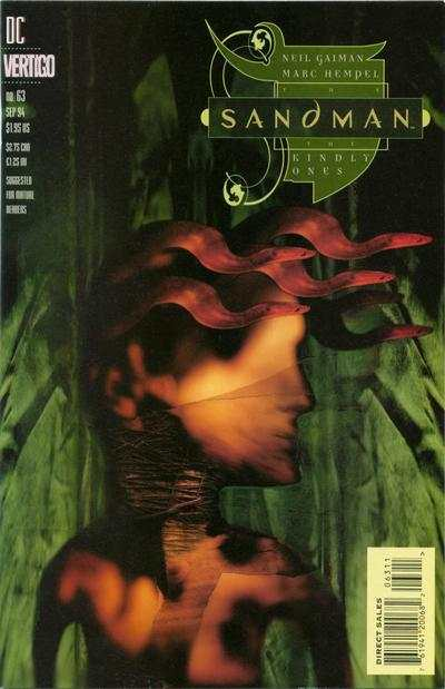 Sandman #63 comic books - cover scans photos Sandman #63 comic books - covers, picture gallery