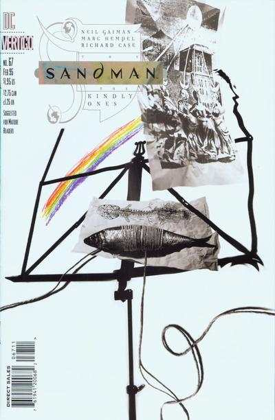 Sandman #67 comic books - cover scans photos Sandman #67 comic books - covers, picture gallery