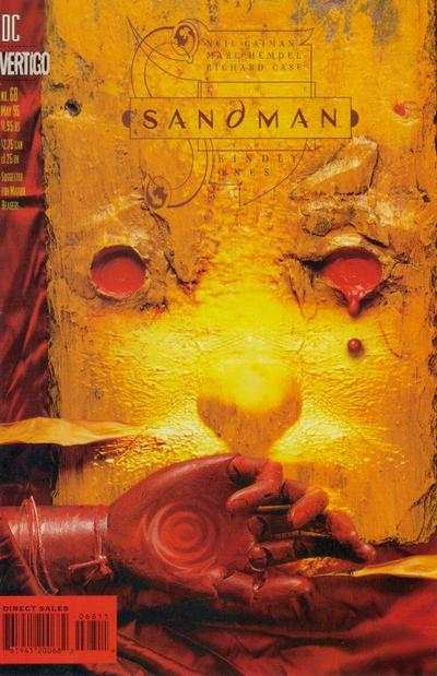 Sandman #68 comic books - cover scans photos Sandman #68 comic books - covers, picture gallery