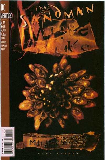 Sandman #72 comic books for sale