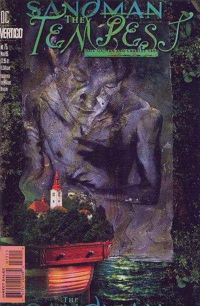 Sandman #75 comic books for sale