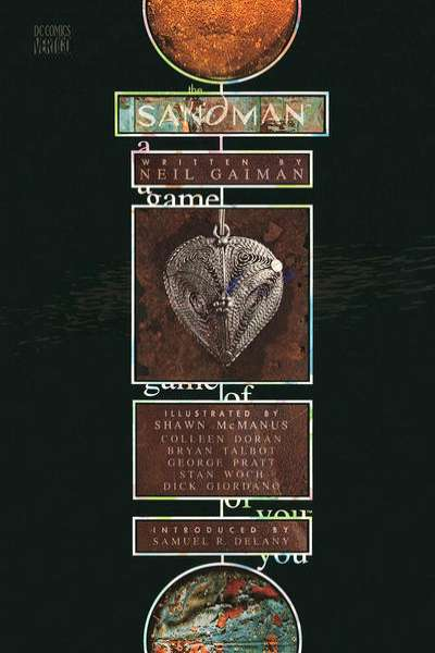 Sandman: A Game of You - Hardcover #1 comic books - cover scans photos Sandman: A Game of You - Hardcover #1 comic books - covers, picture gallery