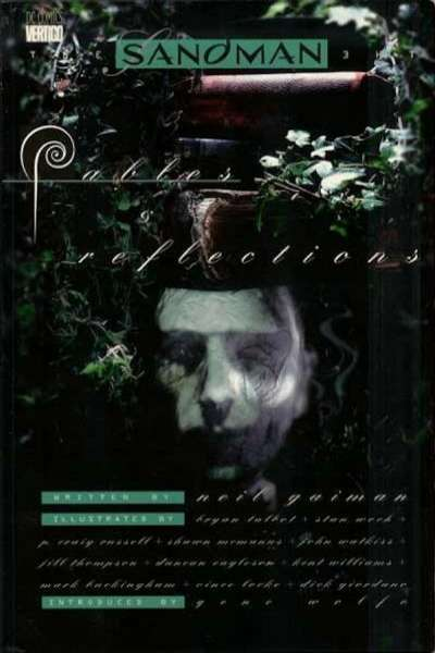 Sandman: Fables and Reflections - Hardcover #1 comic books - cover scans photos Sandman: Fables and Reflections - Hardcover #1 comic books - covers, picture gallery