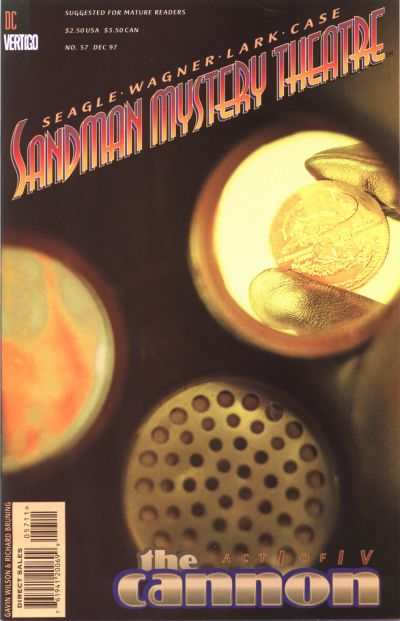 Sandman Mystery Theatre #57 comic books for sale