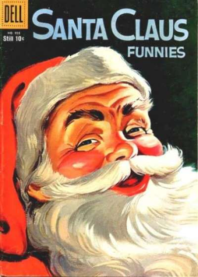 Santa Claus Funnies #16 comic books for sale