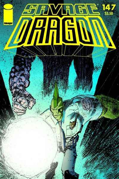 Savage Dragon #147 Comic Books - Covers, Scans, Photos  in Savage Dragon Comic Books - Covers, Scans, Gallery