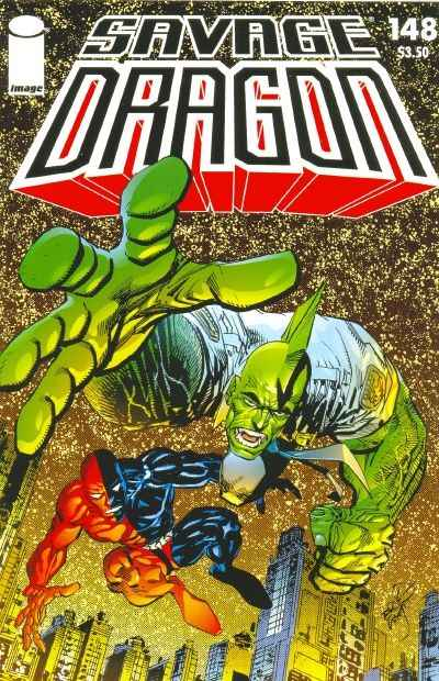 Savage Dragon #148 Comic Books - Covers, Scans, Photos  in Savage Dragon Comic Books - Covers, Scans, Gallery