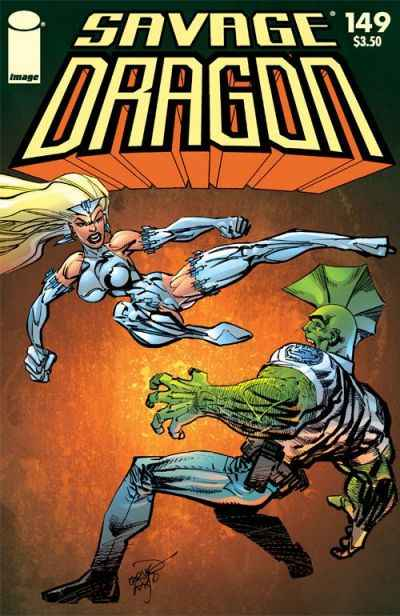 Savage Dragon #149 Comic Books - Covers, Scans, Photos  in Savage Dragon Comic Books - Covers, Scans, Gallery
